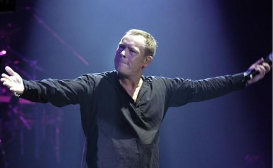 Former UB40 frontman Ali Campbell will tour Australia later this month.