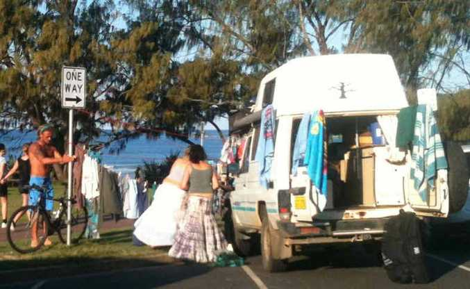 Byron Council is trying to stamp out illegal camping in the shire.