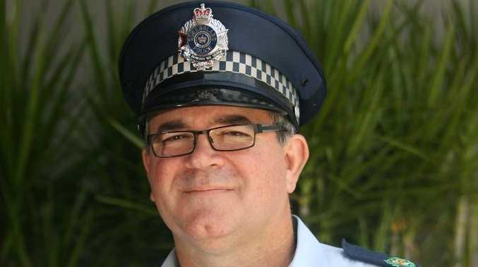 Central region traffic co-ordinator Acting Inspector Steve Hall