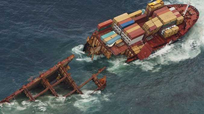 Cost of Rena clean-up rises to $130 million.