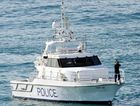 A kayaker, stranded more than 80km off the Coffs Coast, has been rescued by Water Police.
