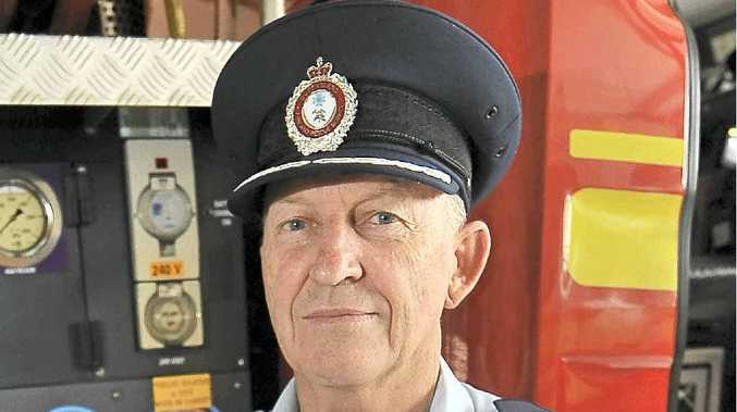 Queensland Fire and Rescue Service Inspector Terry Newman is encouraging people to play it safe when it comes to fire safety.