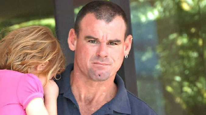 Paul Bishop had methyl-amphetamines in his pocket when he went to buy cold tablets at a Mackay pharmacy.