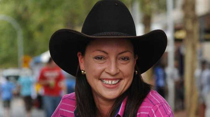 Kalesti Bulter is gearing up for the Tamworth Country Music Festival. Photo: Barry Smith