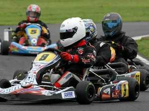 Karting club counts down