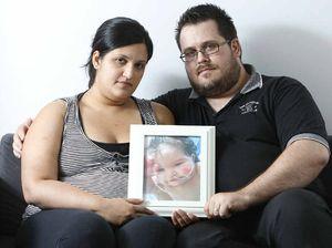 Our baby girl didn't die in vain