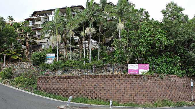 A man's body was found at Water's Edge Resort, Airlie Beach, yesterday morning.