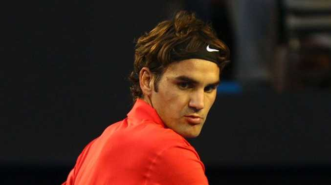 Federer powers through to fourth round of the Australian Open