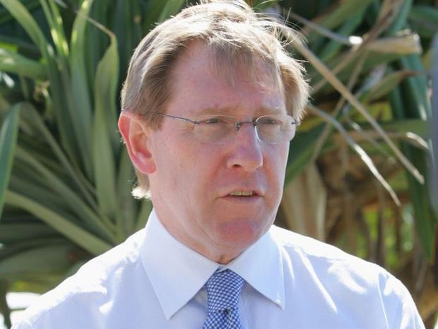 LNP shadow minister for eduction Dr Bruce Flegg slammed the Bligh government for
