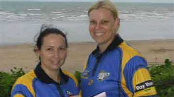 Seagulls Women's Coach Amanda Ohl registers a very enthusiastic team member for 2012.