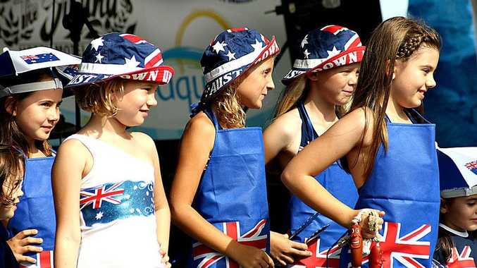 The Great Australia Day Beach Party is on Yeppoon Main Beach again. Photo Sophie Jackson