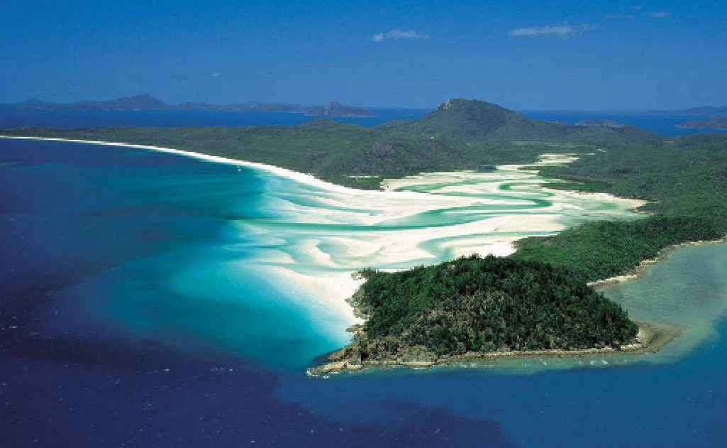 Tourism Minister and Member for Whitsunday Jan Jarratt is keen to preserve the 'invaluable' Whitsunday brand which conjures up images of tropical islands.