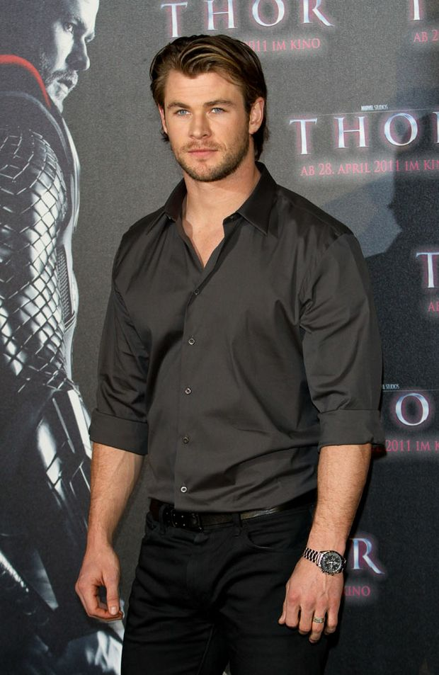 Chris Hemsworth is an actor in the upcoming horror film 'Cabin in the Woods'.