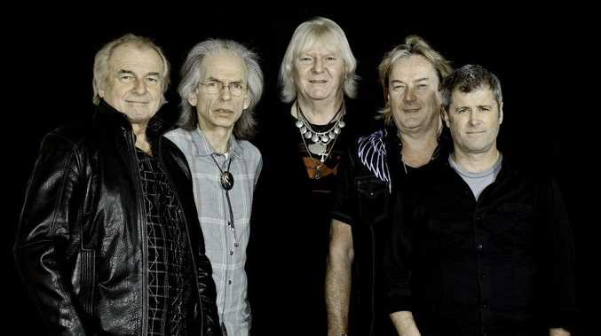 Yes set to play Bluesfest at Easter.