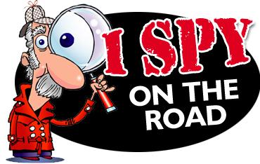I Spy on the Road