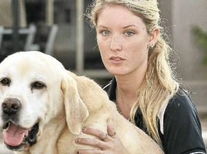 Anger over handling of dead dog