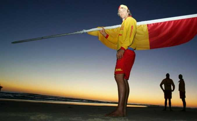 Lifesavers responded to a record number of rescues on Sunday.