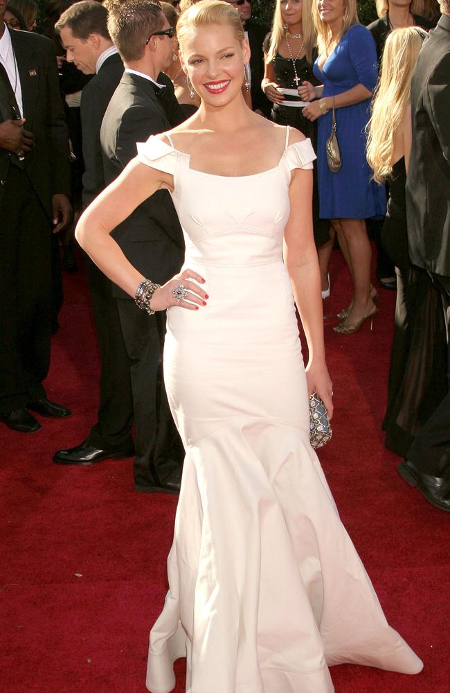 Katherine Heigl wants to return to Grey's Anatomy.
