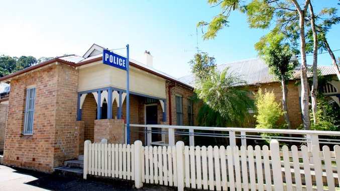 Murwillumbah Police station. Photo: John Gass / Tweed Daily News TWE260711police