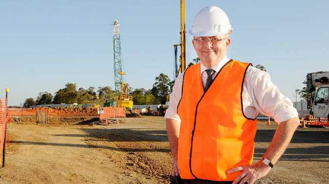 Federal Minister for Infrastructure Anthony Albanese