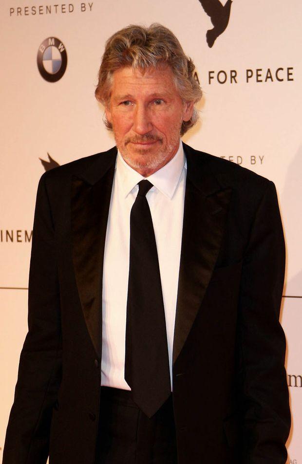 Pink Floyd star Roger Waters.