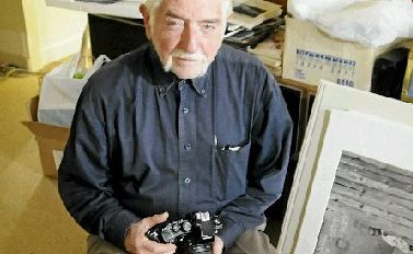 Toowoomba photographer Graham Burstow is saddened by news of the demise of camera company Kodak.