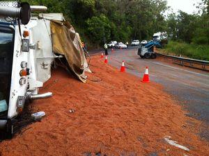 Mayor rejects truckie snub claims