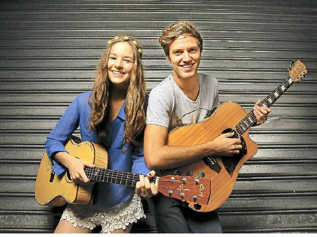 Mia Wray and Andrew Redford are off to Tamworth for the Telstra Road to Discovery final.