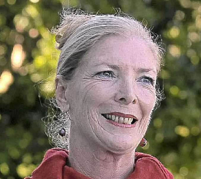 Refugee advocate Marilyn Keelty.