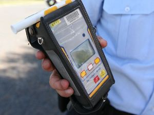 Goondiwindi driver 'four times the legal limit'