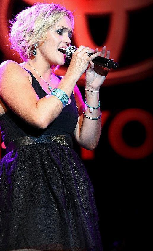 Olivia Robins.