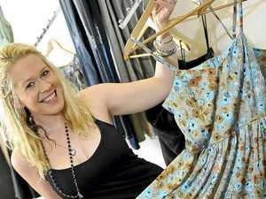 Teen takes on own boutique