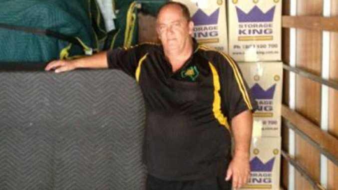 Rockhampton Aussie Battler Removalists owner, Trevor Woodeson.