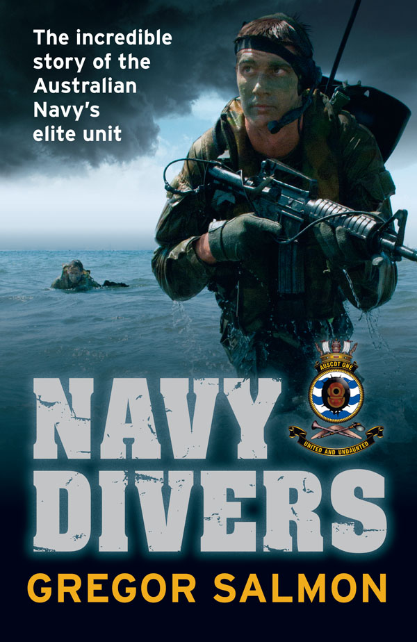 Navy Divers by Gregor Salmon.