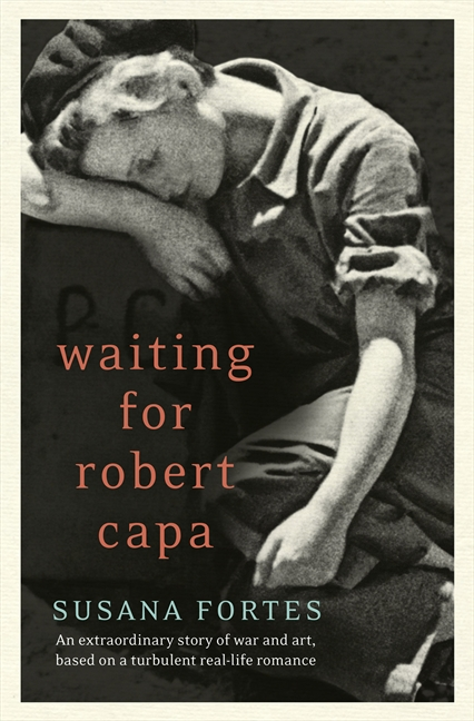 Waiting for Robert Capa by Susana Fortes.