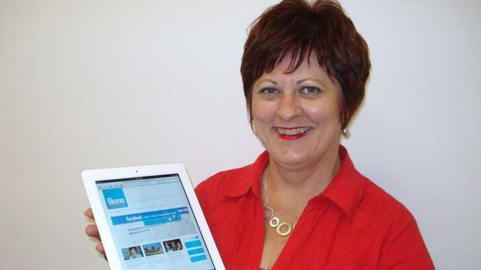 Mackay mayoral candidate Deirdre Comerford