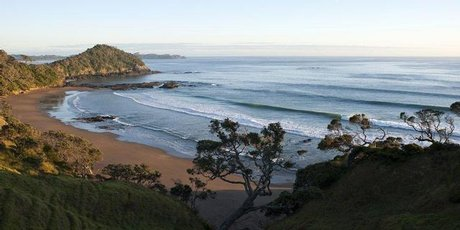 Northland's Daisy Bay is one of 'The New Zealand Good Beach Guide' author Tim Rainger's favourite beaches.