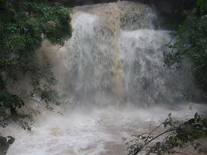 Deluge sparks waterway warnings