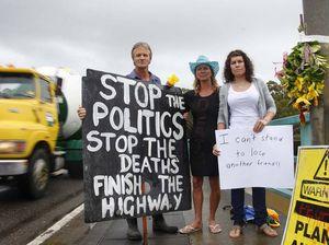 Urunga locals mark tragedy