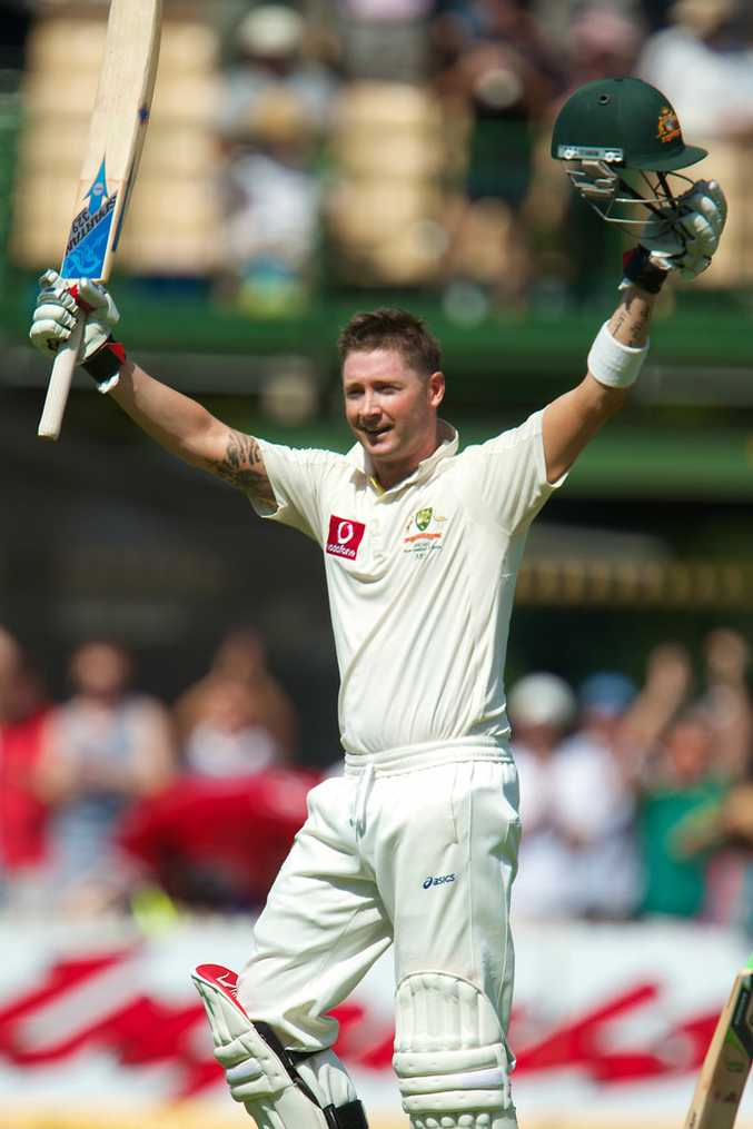 Australia have won eight of their 11 one-day internationals since Michael Clarke became captain.