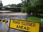 Major flooding as 340mm dumped