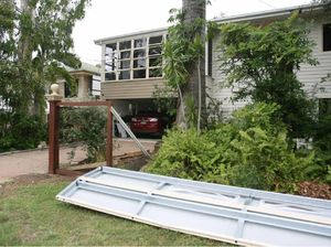 Car crashes into MP's home