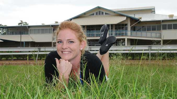 Miss Dairy Showgirl entrant Krystle Johnston has organised a Dairy Reunion Dinner on February 3 to raise money for the Gympie Show.