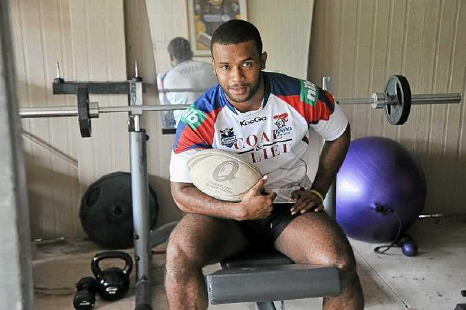 Emosi Ugavule will play for the Noosa Pirates after his Vanuatu duties.