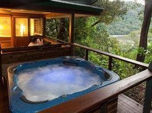 Luxury living in the bush