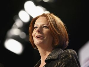 Gillard wins leadership ballot