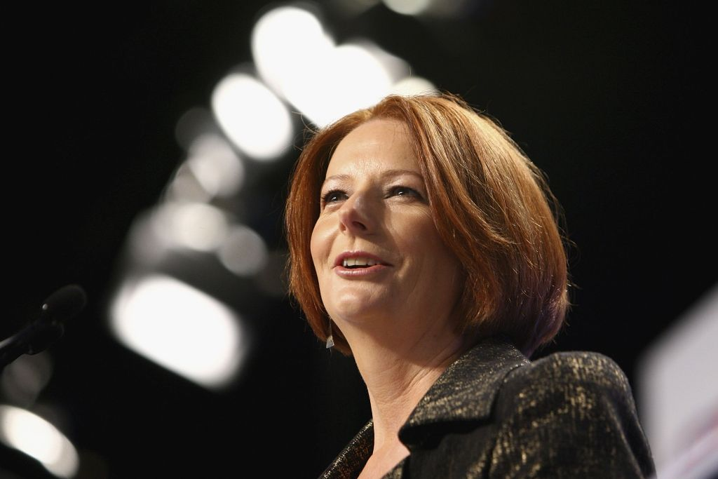 The latest Neilsen poll has the Julia Gillard (pic) led Labor government falling further behind the opposition.