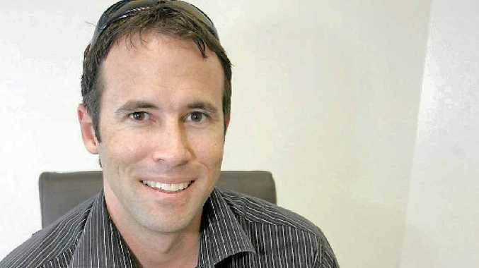 Ray White Rockhampton's Bradd Dillon can't live without technology like iPads and smart phones in the real estate game.