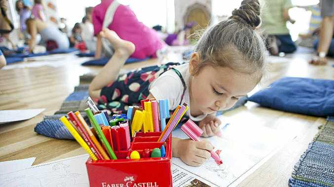 Youngsters can come to grips with the latest range of pens, pencils, crayons and markers.