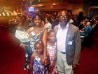 CITIZENSHIP: Olufemi and Adedoyin Olutayo have becomes new Aussies along with their children, little Korede, Okeoluwa and Similoluwa.